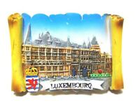 Luxemburg Palais Magnet Wandrolle Poly Souvenir Germany Deutschland