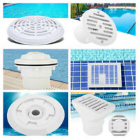 Swimming Pool Water Overflow Outlet Universal Pool Drain Discharge Accessories