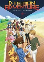 Digimon Adventure: Last Evolution Kizuna [New DVD] Subtitled, Widescreen