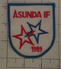 Asunda If Patch - Sweden - Football - Soccer - Ã…sunda If