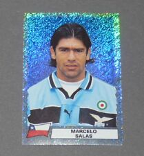 O MARCELO SALAS CHILI CHILE LAZIO CALCIO PANINI SUPER FOOTBALL 99 1998-1999