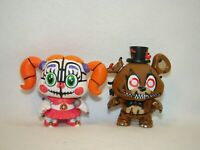 Funko Mystery Mini FNAF Sister Location lot of 2 figures, Circus Baby & Freddy