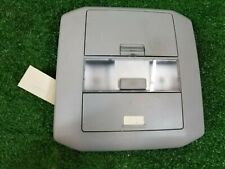 Toyota Tundra 07-13 / Overhead Roof Console Dome Map Light Gray OEM