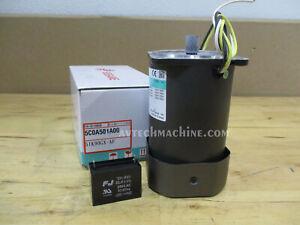 Sesame Induction Motor With Fan 5IK90GX-AF 1PH 110V