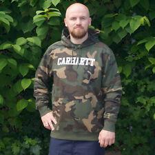 Carhartt Wip à Capuche Collège Sweat Camouflage