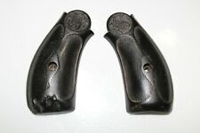 VINTAGE ANTIQUE Genuine SMITH & WESSON Gun GRIPS  Used