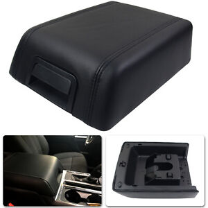 For Ford F-150 2004-2008 Center Console Arm Rest Lid Cover Pad 02ITG1203ABK