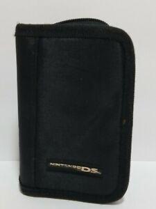 "BD&A Nintendo DS Game 5.5"" x 3.5""  Carry Case black"