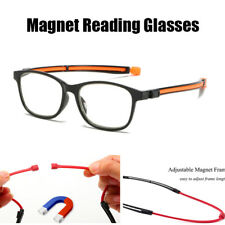Anti Blue Light Magnetic Reading Glasses Men Women Eyeglasses Reader 1.0 to 4.0