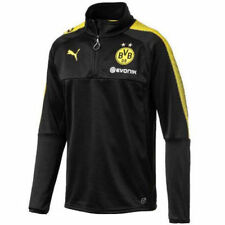 Camiseta de fútbol de clubes alemanes para hombres negros