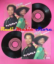 LP 45 7'' Ottawan T'es o.k Comme aux u.s.a. 1980 france CARRERE no cd mc dvd