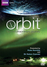 ORBIT - EARTHS EXTRAORDINARY JOURNEY - DVD - REGION 2 UK