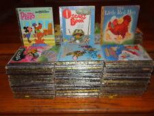 Lot Of 20 Little Golden Books RANDOM Modern & Vintage Series, Disney, Christian
