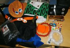 One Piece Puma Portgas D. Ace Cosplay komplett complete