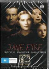 JANE EYRE (Orson Welles, Joan Fontaine) -   DVD -  UK Compatible - sealed