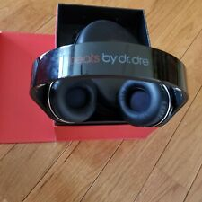 Beats By Dr.Dre Pro Studio black Headphones Wired.