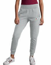 Chándal Pantalones Deportivos Champion vida mujer bolsillos con el logotipo tejido Inversa C a Medida