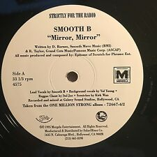 "V/A ""One Million Strong"" 1995 Mergela Records Sampler Smooth B/ 2 Pac/ Snoop EX"