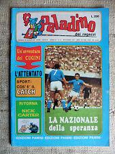 Paladino dei ragazzi n.9 settembre 1973 - La nazionale di calcio