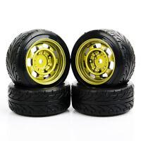 1:10 Scale HSP HPI Drift RC Car Tyres Tires & Wheel Set (4pcs) PP0292+PP0147