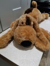 More details for large sniffy bloodhound with tag ty plush 2001 very collectable hound dog rare