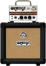 Orange Micro Terror PPC108 Black Half Stack Amplifier Package