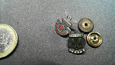 2US Service Pin Badge mit Schraube Screw Back 20 Years Governement / USAFE Eagle