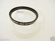 Tiffen 62mm soft/FX tm3 filter