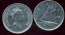 CANADA 10 cents  1994