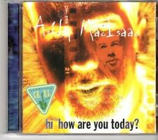 (DN537) Ashley MacIsaac, Hi How Are You Today? - 1995 CD