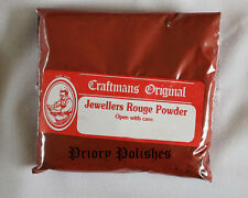 JEWELLERS ROUGE POWDER 100g GLASS SCRATCH-FREE POSTAGE