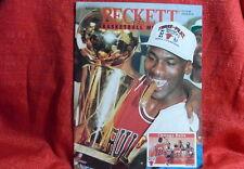 NBA Beckett Magazine Chicago Bulls Michael Jordan Sept 1993