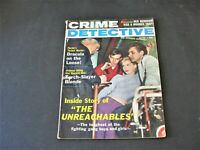 Crime Detective- Dracula on the Loose! - June 1961, Magazine.