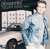 Alexander Klaws - Take Your Chance  - CD NEU - I Believe - Take Me Tonight