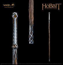 Weta The Hobbit Staff of Thranduil lifesize 1:1 movie prop Replica , neu OVP