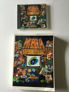 Corel Mega Gallery for MacIntosh 1 CD-ROM + 1 p/b book 100,000+ images