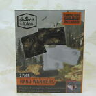Totes Hand Warmers (2 Pack) Camouflage Design Covers Included