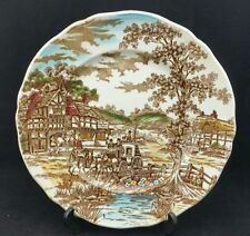 Stoneware Alfred Meakin Pottery Dinner Plates