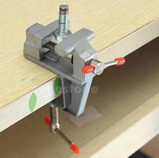Mangocore 35mm Aluminum MiniAtur Small Jeweler Hobby Clamp On Table Bench Vise G