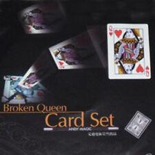 Broken Queen Card Set - Trucchi con le Carte - Giochi di Magia