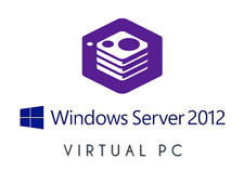 Windows Server 2012 R2 Virtual PC VMware 14 Pro Fully Installed