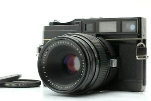 【 Exc+3 】 Fuji Fujica GL690 Pro Black w/ Fujinon S 100mm f/3.5 from JAPAN #1140
