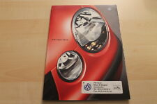 82618) VW Polo 9N Prospekt 10/2001