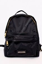 NWT MARC JACOBS Large Nylon School Backpack in Black MSRP $250