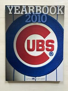Chicago Cubs 2010 Yearbook