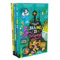 Nothing To See Here Hotel Book Series 3 Books Collection Set By Steven Butler