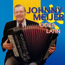 Johnny Meijer JOHNNY GOES LATIN  Dureco 1157902, CD, wie neu