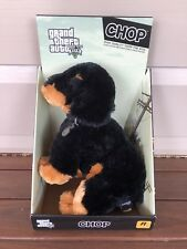 Chop The Dog Plush Collectible From GTA V - Brand New Extremely Rare!!!