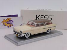 "Fort de 43032040 # Chrysler New Yorker Town & Country Wagon année 1958 ""Crème"" 1:43"