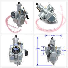 For Mikuni VM22 26mm Round Slide Carburetor Carb 125 140cc Pit Dirt Bike ATV